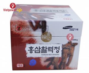 CAO HỒNG SÂM 1000GR TAEWOONG